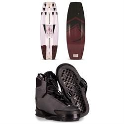 Liquid Force ME Aero + Vida 4D Wakeboard Package - Women's