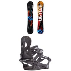 Lib Tech TRS HP C2X Snowboard ​+ Rome Arsenal Snowboard Bindings