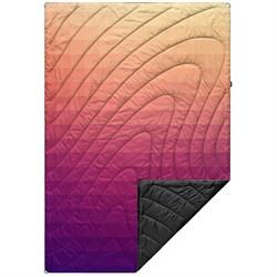 Rumpl Original Puffy Blanket - Dawn Pixel Fade