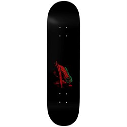 Baker KS Double Bass 8.0 Skateboard Deck