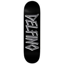 Deathwish Pedro Delfino Gang Name 8.5 Skateboard Deck