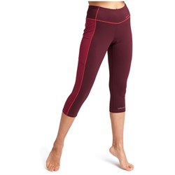 Burton Midweight X Three-Quarter Base Layer Pants - Women's