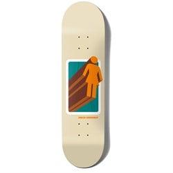 Girl Bannerot 3D OG 8.5 Skateboard Deck