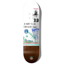 Chocolate Tershy Stevedore 8.125 Skateboard Deck