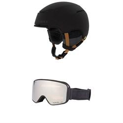 Giro Jackson MIPS Helmet + Giro Method Goggles