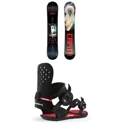 CAPiTA The Outsiders Snowboard ​+ Union Strata Snowboard Bindings 2020
