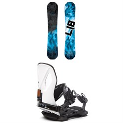 Lib Tech T.Rice Pro HP C2 Snowboard ​+ Arbor Cypress LTD Snowboard Bindings