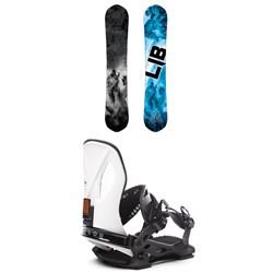 Lib Tech T.Rice Pro HP C2 Snowboard 2019 + Arbor Cypress LTD Snowboard Bindings