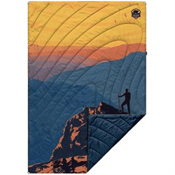 Rumpl Original Puffy Blanket - Great Smoky Mountains