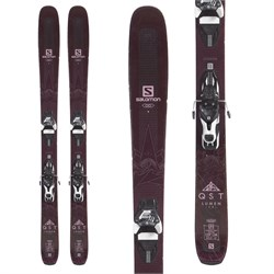 Salomon QST Lumen 99 Skis ​+ Warden 11 Bindings - Women's  - Used