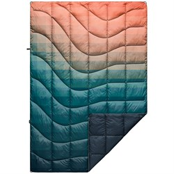 Rumpl Nanoloft™ Puffy Blanket - Patina Pixel Fade