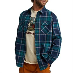 Burton Brighton Performance Long-Sleeve Flannel