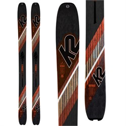 K2 Wayback 106 Skis 2019