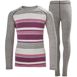 Helly Hansen HH Merino Mid Baselayer Set - Kids'