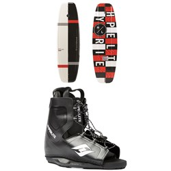 Hyperlite Motive ​+ Frequency Wakeboard Package