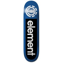 Element Primo Blue 8.0 Skateboard Deck