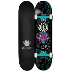 Element Nyjah Kemono 7.7 Skateboard Complete