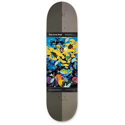 Habitat Harper The Coral Reef 8.0 Skateboard Deck
