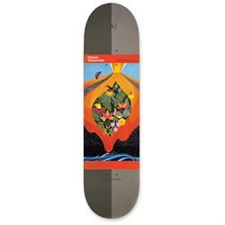 Habitat Harper Hawaii Volcanoes 8.125 Skateboard Deck