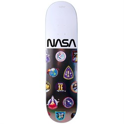 Habitat NASA Logo Array SML 8.0 Skateboard Deck
