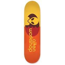 Alien Workshop Egg Orange 8.375 Skateboard Deck