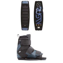 Hyperlite Rusty Pro ​+ Formula Wakeboard Package 2020