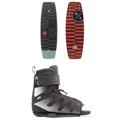 Hyperlite Relapse + Session Wakeboard Package 2020