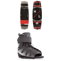 Hyperlite State 2.0 + Session Wakeboard Package 2020