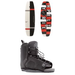 Hyperlite Motive ​+ Remix Wakeboard Package 2021