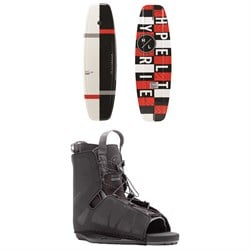 Hyperlite Motive ​+ Frequency Wakeboard Package 2021