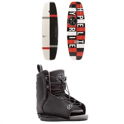 Hyperlite Motive ​+ Remix Jr. Wakeboard Package - Boys' 2021