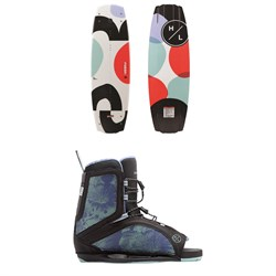 Hyperlite Maiden ​+ Syn Wakeboard Package - Women's 2020