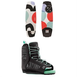 Hyperlite Maiden ​+ Jinx Wakeboard Package - Women's 2020