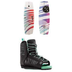 Hyperlite Eden 2.0 ​+ Jinx Wakeboard Package - Women's 2021