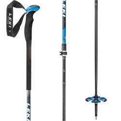 Leki Aergonlite 2 Vertical Adjustable Ski Poles 2021