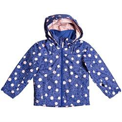 Roxy Mini Jetty Jacket - Little Girls'