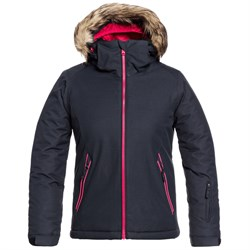 Roxy American Pie Solid Jacket - Girls'