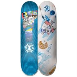 Element Cookie Desk Art 8.2 Skateboard Deck