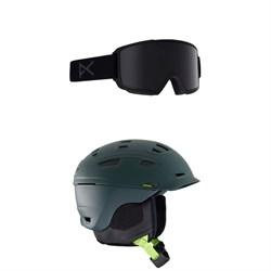 Anon M3 Goggles + Anon Prime MIPS Helmet