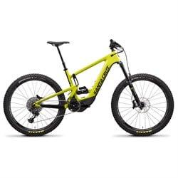 Santa Cruz Bicycles Heckler CC S Complete e-Mountain Bike 2020