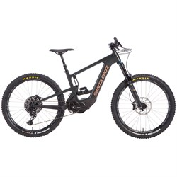 Santa Cruz Bicycles Heckler CC S Complete e-Mountain Bike