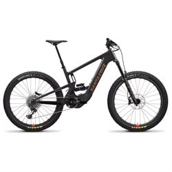Santa Cruz Bicycles Heckler CC X01 Reserve Complete e-Mountain Bike 2020