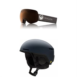Dragon X1 Goggles ​+ Smith Code MIPS Helmet