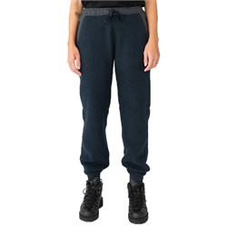 Holden Shearling Boyfriend Pants - Women's
