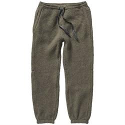 Holden Shearling Boyfriend Pants - Women's