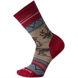 Smartwool Reindeer Crew Socks