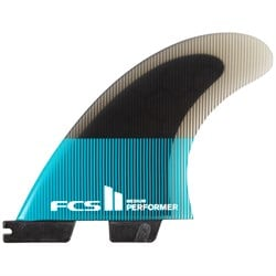 FCS II Performer PC Medium Tri Fin Set
