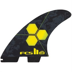 FCS II AM PC Large Tri Fin Set