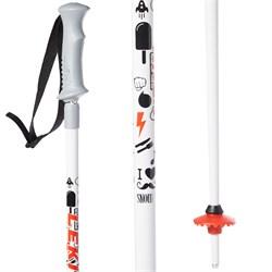 Leki Rider Vario Adjustable Ski Poles - Little Kids'