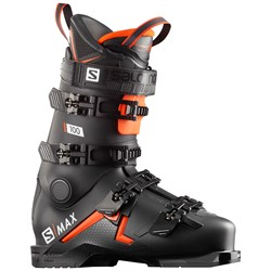 Salomon S​/Max 100 Ski Boots  - Used